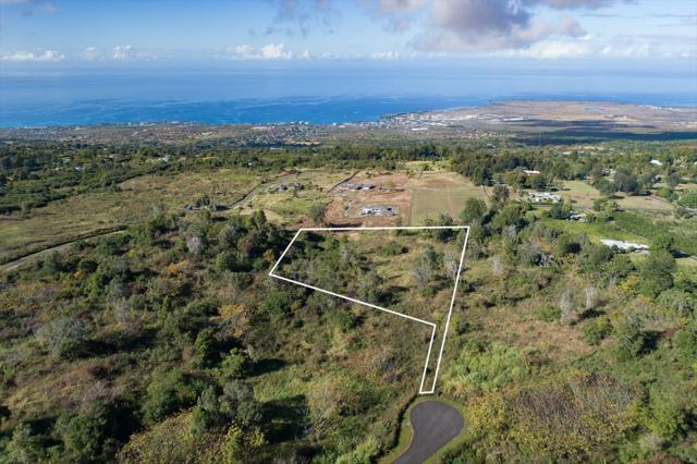 75-5402 Nanaina Pl, Holualoa, HI 96725 (MLS #629476) :: Song Real Estate Team/Keller Williams Realty Kauai