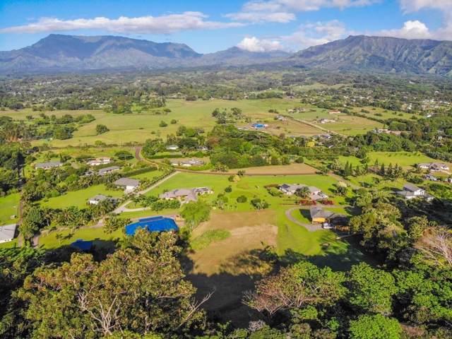 820 Kamalu Rd, Kapaa, HI 96746 (MLS #629579) :: Kauai Exclusive Realty