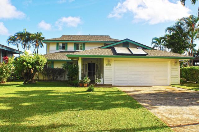 5290 Honoiki Rd, Princeville, HI 96722 (MLS #630048) :: Elite Pacific Properties
