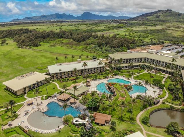 4331 Kauai Beach Dr, Lihue, HI 96766 (MLS #630140) :: Elite Pacific Properties