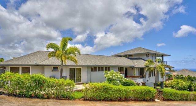1145 Lani Nuu St, Kalaheo, HI 96741 (MLS #630273) :: Elite Pacific Properties