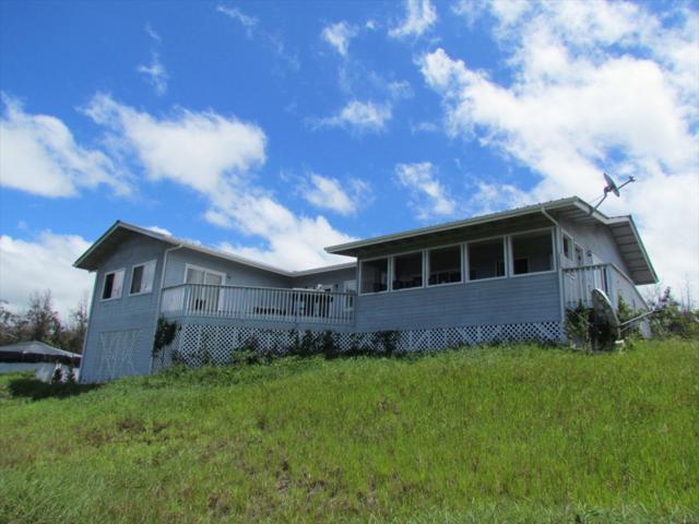 92-1181 Road To The Sea, Ocean View, HI 96737 (MLS #630320) :: Elite Pacific Properties