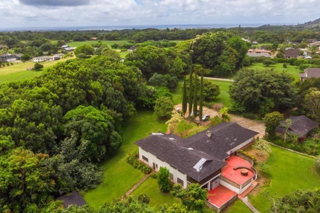 1760 Mauna Ikena Rd, Kapaa, HI 96746 (MLS #630464) :: Elite Pacific Properties