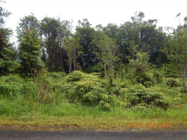 Holana St, Volcano, HI 96785 (MLS #630544) :: Aloha Kona Realty, Inc.