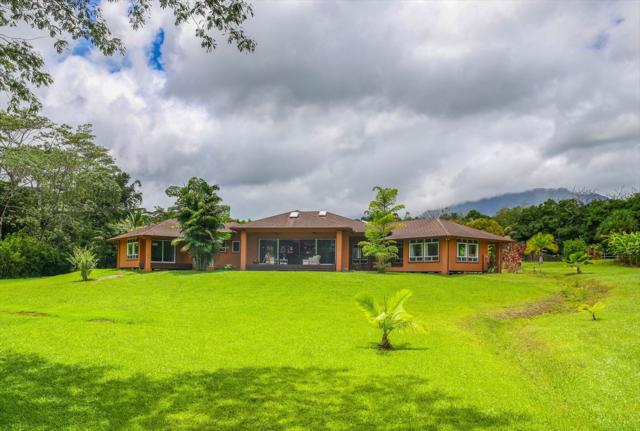 6171 Kahiliholo Rd, Kilauea, HI 96754 (MLS #630561) :: Kauai Exclusive Realty