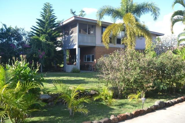 8230 Elepaio Rd, Kekaha, HI 96752 (MLS #631045) :: Kauai Exclusive Realty