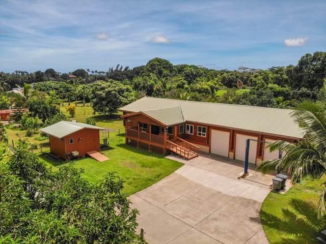 6260-A Kahuna Rd, Kapaa, HI 96746 (MLS #631416) :: Kauai Exclusive Realty