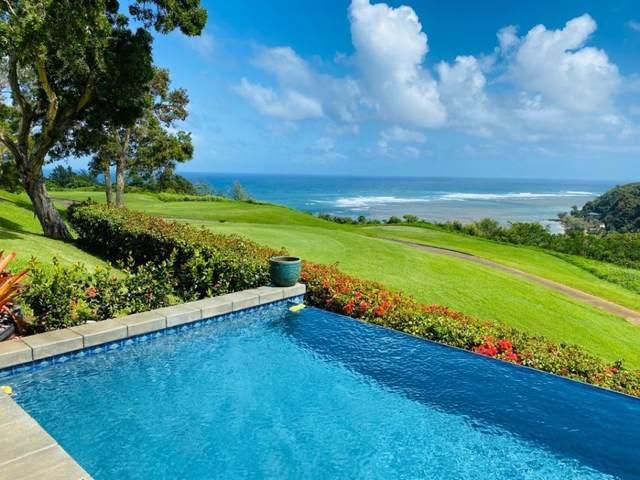 3953 Aloalii Dr, Princeville, HI 96722 (MLS #631459) :: Corcoran Pacific Properties