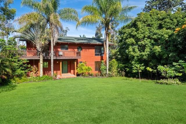 88-1595 Ulua Dr, Captain Cook, HI 96704 (MLS #631608) :: Song Team   LUVA Real Estate