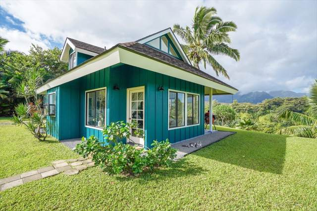 5164-K Kahiliholo Rd, Kilauea, HI 96754 (MLS #631646) :: Elite Pacific Properties