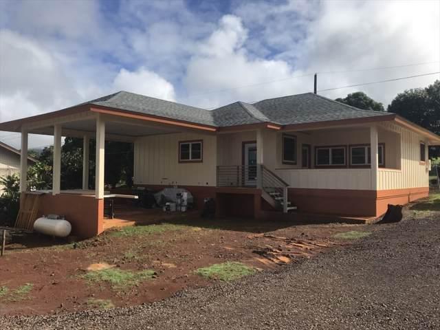 2289 Puu Rd, Kalaheo, HI 96741 (MLS #631766) :: Kauai Exclusive Realty