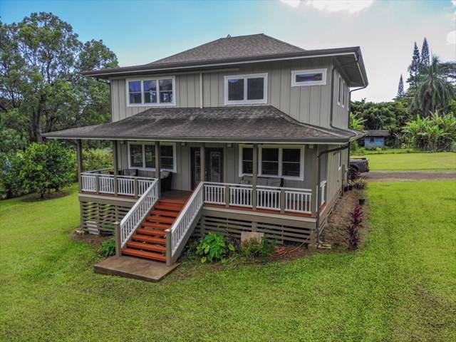 1444-D Kanepoonui Rd, Kapaa, HI 96746 (MLS #631796) :: Kauai Exclusive Realty