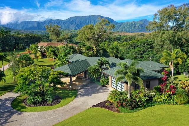5454 Kahiliholo Rd, Kilauea, HI 96754 (MLS #632354) :: Elite Pacific Properties