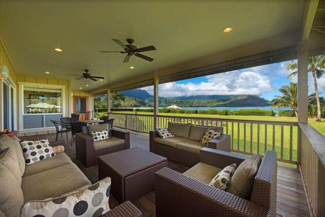5020 Weke Rd, Hanalei, HI 96714 (MLS #632365) :: Elite Pacific Properties