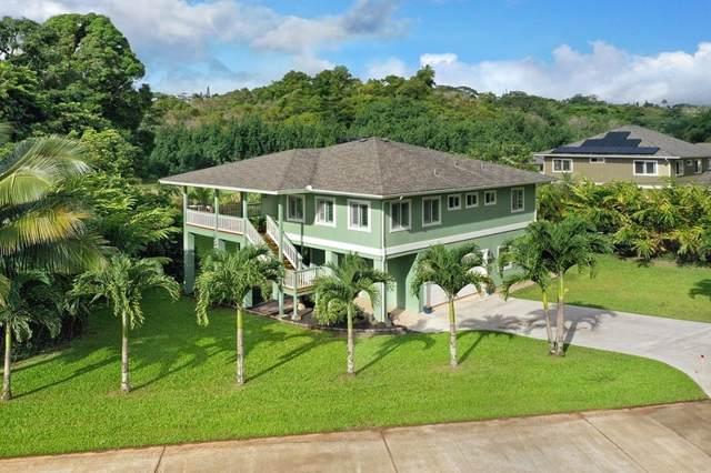 6767 Pulama Rd, Kapaa, HI 96746 (MLS #632517) :: Elite Pacific Properties