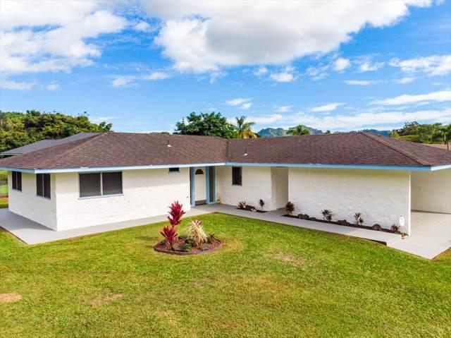 6696 Kipapa Rd, Kapaa, HI 96746 (MLS #632794) :: Aloha Kona Realty, Inc.