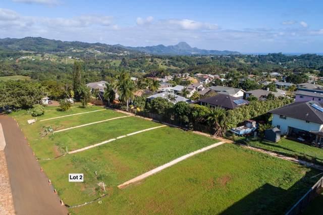 Pai St, Koloa, HI 96741 (MLS #632967) :: Team Lally