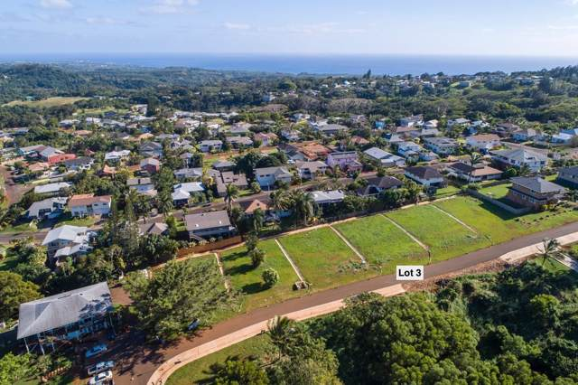 Pai St, Koloa, HI 96741 (MLS #632968) :: Kauai Exclusive Realty