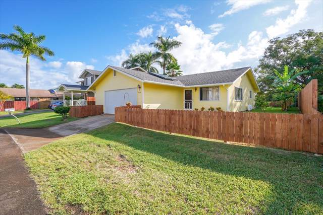 5294 Makaloa St, Kapaa, HI 96746 (MLS #633164) :: Kauai Exclusive Realty