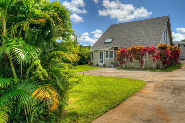 6683 Kuhoho St, Kapaa, HI 96746 (MLS #633488) :: Elite Pacific Properties