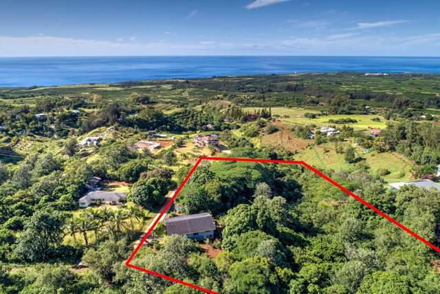 1511 Puu Rd, Kalaheo, HI 96741 (MLS #633528) :: Kauai Exclusive Realty