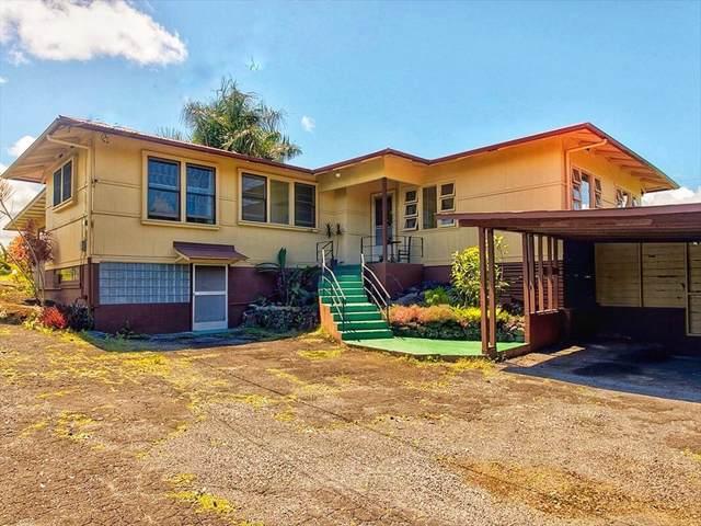 277 Haihai St, Hilo, HI 96720 (MLS #633666) :: Elite Pacific Properties