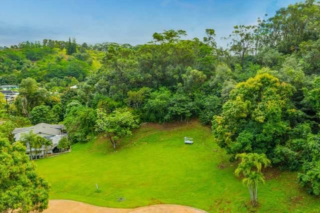 4288 Umiumi Rd, Kalaheo, HI 96741 (MLS #633963) :: Kauai Exclusive Realty