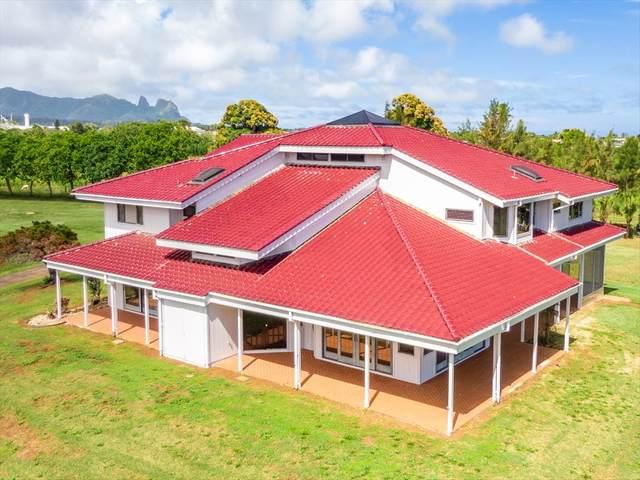 5370 Kaehulua Rd, Kapaa, HI 96746 (MLS #634146) :: Elite Pacific Properties