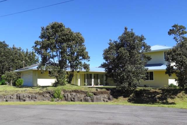 99-7729 Kilau Pl, Volcano, HI 96785 (MLS #634190) :: Elite Pacific Properties