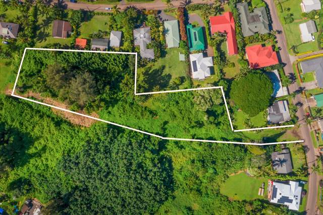 Aku Rd, Hanalei, HI 96722 (MLS #634797) :: Elite Pacific Properties