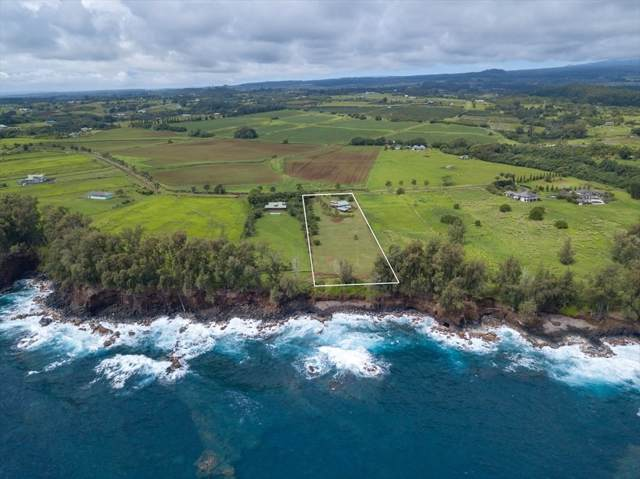 28-3296 Beach Road, Pepeekeo, HI 96783 (MLS #634805) :: Elite Pacific Properties