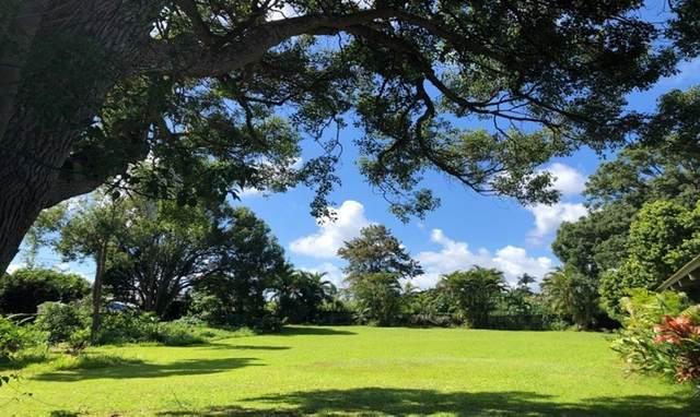 6001 Kaapuni Rd, Kapaa, HI 96746 (MLS #635249) :: Corcoran Pacific Properties