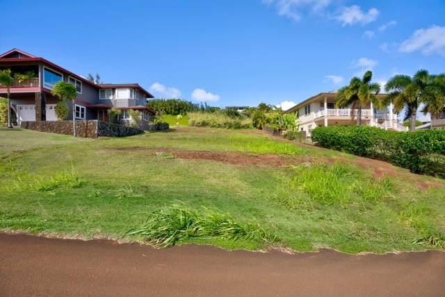 1230 Pua Melia St, Kalaheo, HI 96741 (MLS #635436) :: Elite Pacific Properties