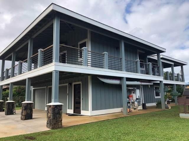 4372 Kilauea Rd, Kilauea, HI 96754 (MLS #635615) :: Song Real Estate Team | LUVA Real Estate