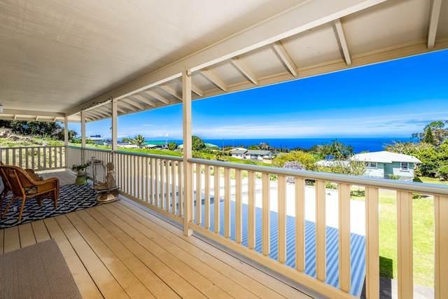 45-3298 Milo St, Honokaa, HI 96727 (MLS #636289) :: Song Real Estate Team | LUVA Real Estate