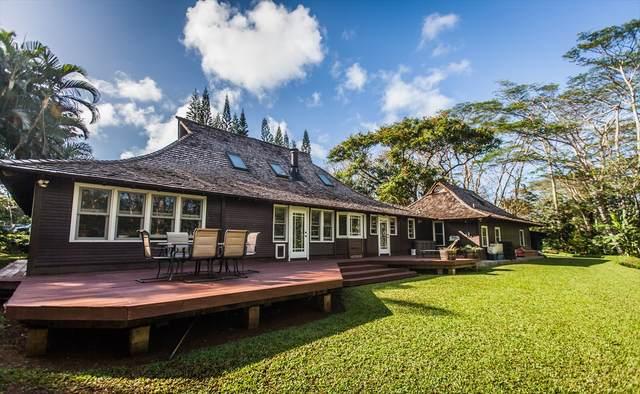 4571-C Kahiliholo Rd, Kilauea, HI 96754 (MLS #636380) :: Corcoran Pacific Properties