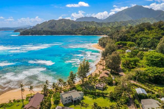 5-7070 Kuhio Hwy, Hanalei, HI 96714 (MLS #636530) :: Corcoran Pacific Properties