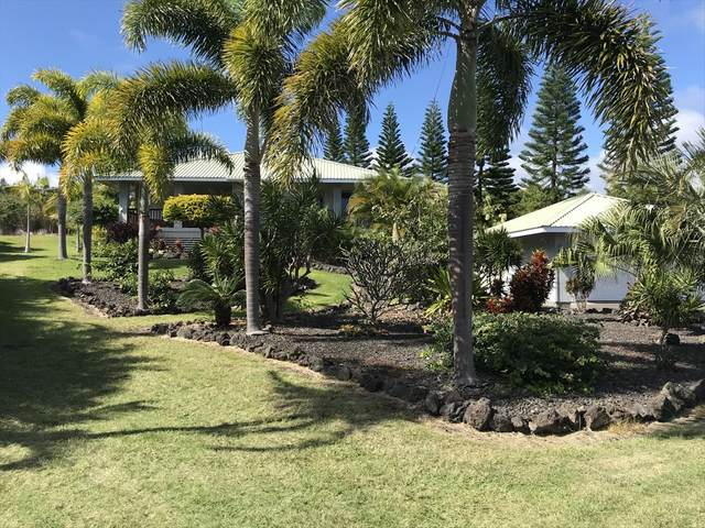 94-1442 Kaulua Cir, Naalehu, HI 96772 (MLS #636822) :: Song Real Estate Team | LUVA Real Estate