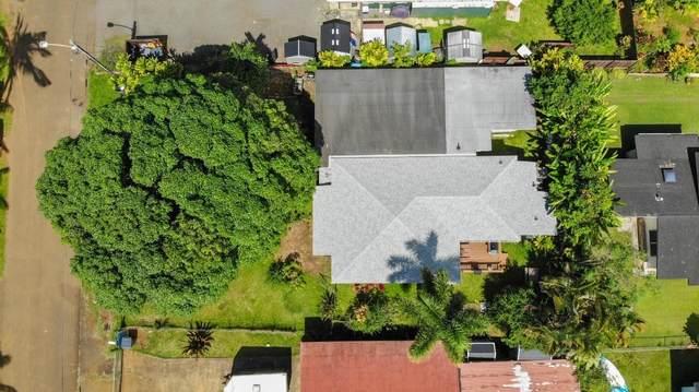 4171 Kalekolio St, Kilauea, HI 96754 (MLS #637217) :: Iokua Real Estate, Inc.
