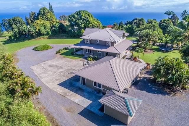 48-5276 Honokaa  Waipio Rd, Honokaa, HI 96727 (MLS #637628) :: Iokua Real Estate, Inc.