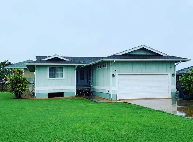 3320 Unahe St, Lihue, HI 96766 (MLS #637873) :: Song Team | LUVA Real Estate