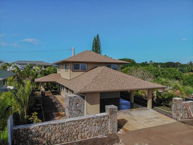 4786-A Pelehu Rd, Kapaa, HI 96746 (MLS #638009) :: Elite Pacific Properties
