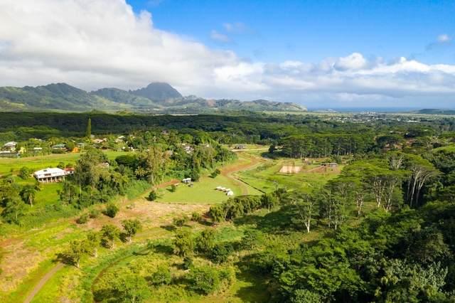 3621-D Omao Rd, Koloa, HI 96756 (MLS #638078) :: Elite Pacific Properties