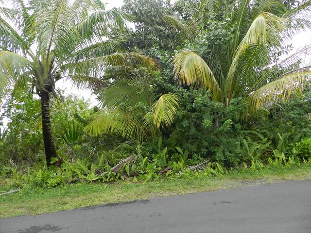 Mapuana Ave, Pahoa, HI 96778 (MLS #638088) :: Elite Pacific Properties