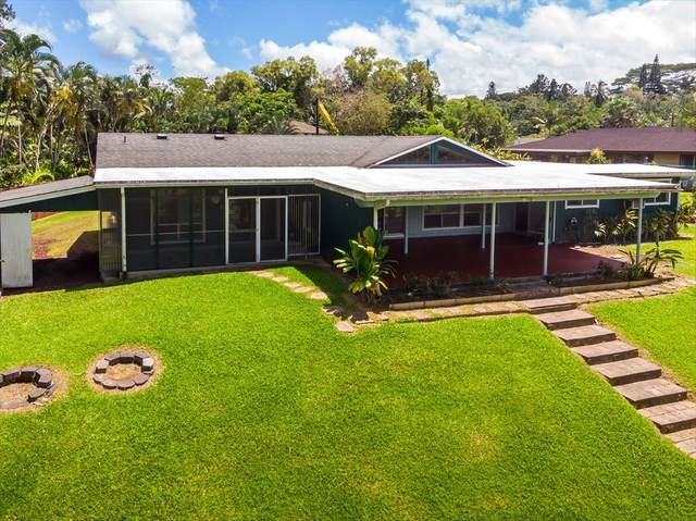 6409-A Opaekaa Rd, Kapaa, HI 96746 (MLS #638588) :: Elite Pacific Properties