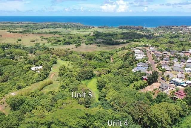 5409 Laipo Rd, Kapaa, HI 96746 (MLS #639160) :: Elite Pacific Properties