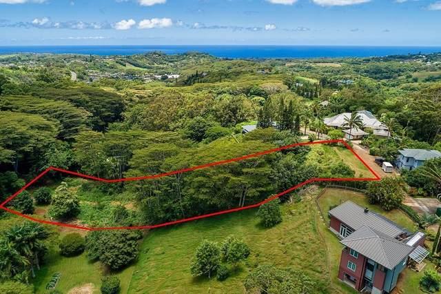 3200 Wawae Rd, Kalaheo, HI 96741 (MLS #639443) :: Elite Pacific Properties