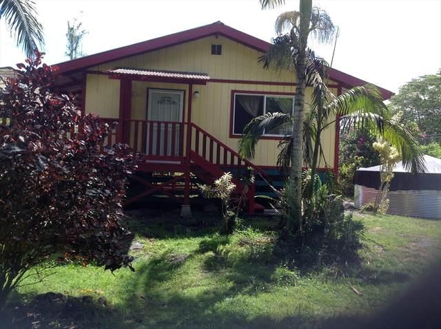 15-1963 9TH AVE, Keaau, HI 96749 (MLS #639554) :: Elite Pacific Properties