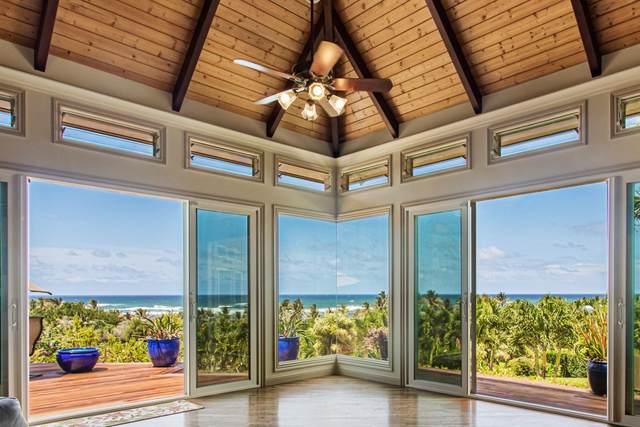 4961 Aliomanu Rd, Anahola, HI 96703 (MLS #639783) :: Corcoran Pacific Properties
