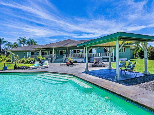 15-1405 10TH AVE, Keaau, HI 96749 (MLS #639823) :: LUVA Real Estate